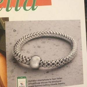 Silpada Chic Stretch Bracelet
